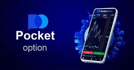 Cómo descargar e instalar la aplicación Pocket Option para teléfonos móviles (Android, iOS)
